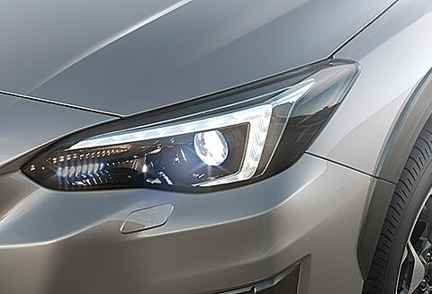 Steering Responsive Headlights (SRH)