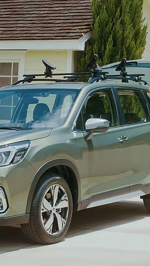 The All-New Forester Promotional Video