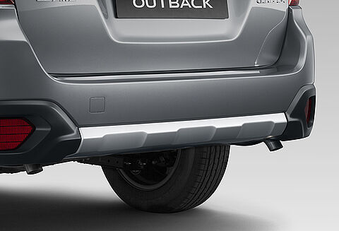 Rear Resin Underguard