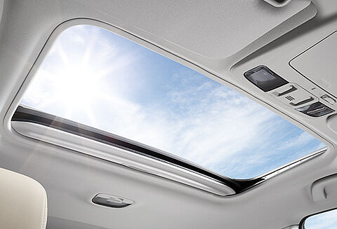 Large Sunroof