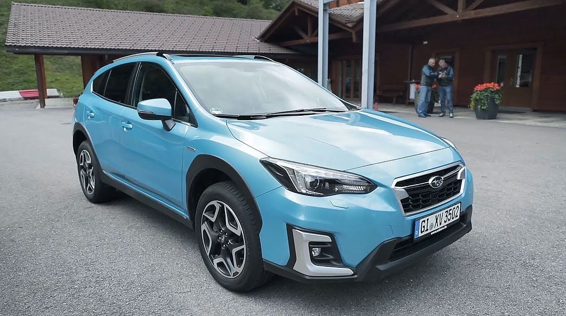 Walk Around Präsentation Subaru XV e-BOXER Hybrid
