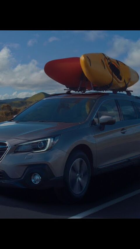 2018MY Outback Promotional Video